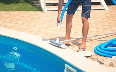 Keep Your Pool Squeaky Clean